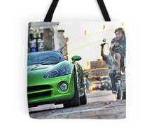 Back to the Bricks - Must View Full Size Tote Bag