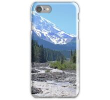 Majestic Mountains, Mt. Rainier iPhone Case/Skin
