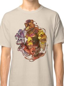 Five Nightmares of Freddy's Classic T-Shirt