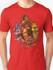 Five Nightmares of Freddy's T-Shirt