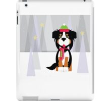 All I want for Christmas is an Australian Shepherd! iPad Case/Skin