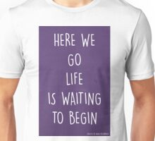 HERE WE GO... Unisex T-Shirt