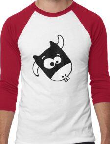 Cow Men's Baseball ¾ T-Shirt