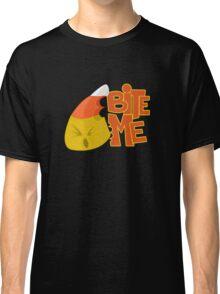 Bite Me - Candy Corn Classic T-Shirt