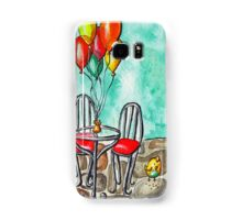 Little Cafe Samsung Galaxy Case/Skin