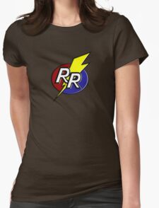 Rescue Rangers! Womens Fitted T-Shirt