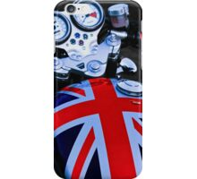 Thruxton 900 iPhone Case/Skin