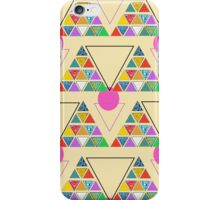 eco geometric iPhone Case/Skin