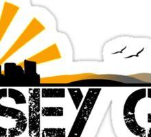 Jersey Girl Sticker