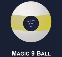 Magic 9 Ball by boltage69