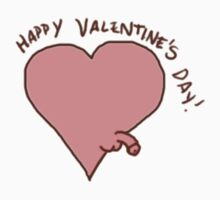 Happy Valentine's Day by Michaelcomputer
