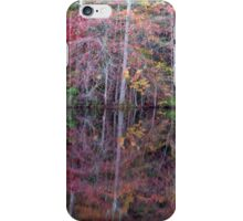 Canton, New Jersey USA Pond Peak Color iPhone Case/Skin