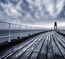 Whitby, West Pier by MartinWilliams