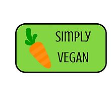 Simply Vegan! by IdeasForArtists