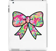 Lilly Pulitzer Inspired Bow - Lulu iPad Case/Skin