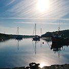 Whiterock Bay by Alan McMorris