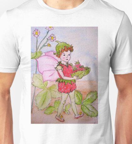 Strawberry Fields Forever Unisex T-Shirt
