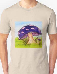 Beneath the toadstool T-Shirt