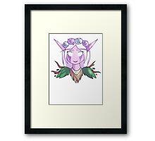Druid Framed Print