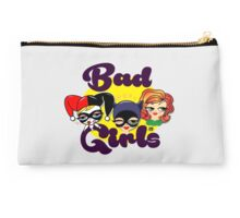 Bad girls Poison Ivy Cat Woman Harley quinn Studio Pouch