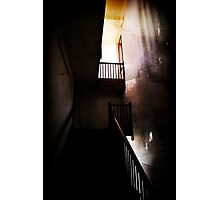 'The Stairwell' Photographic Print