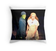 Loathing ~ WICKED  Throw Pillow