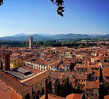 Benvenuto a Lucca by rwmdesigns