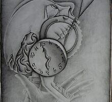 Dynamism of pain by Melinda Kónya