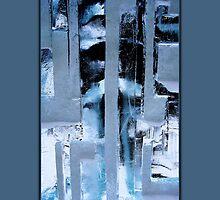 Ice art. II by Bluesrose