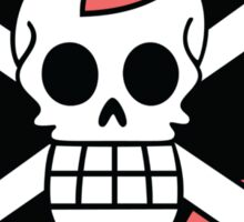Dr. Hiluluk/Tony Chopper Pirate Flag Sticker