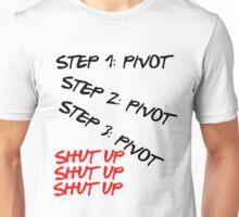 Pivot Unisex T-Shirt