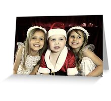 We Are Ready For Christmas! Greeting Card