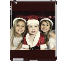 We Are Ready For Christmas! iPad Case/Skin