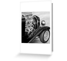 Supercharger Heaven Greeting Card