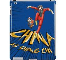 Heroic China iPad Case/Skin