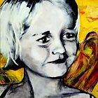 little angel  by Cat Leonard