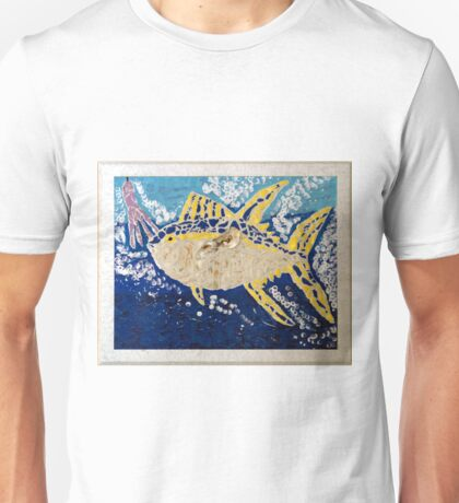 Fish On (After) Unisex T-Shirt