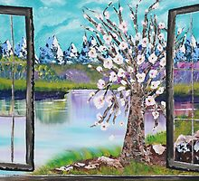 Window to my heart by Heather Wilkerson