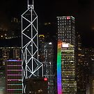 HK lightshow by rachomini