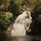 Florence Falls, Northern Territory by nbrettoner