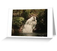 Florence Falls, Northern Territory Greeting Card