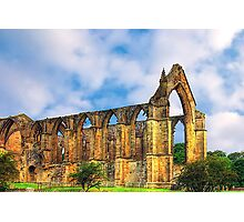 Bolton Abbey North Yorkshire Photographic Print