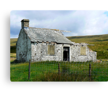 Ruin in the Dales Canvas Print