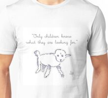 Lamb by The Little Prince Unisex T-Shirt