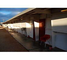 Retro Motel, Nullarbor Plain Photographic Print
