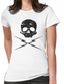 DEATHPROOF! Womens Fitted T-Shirt