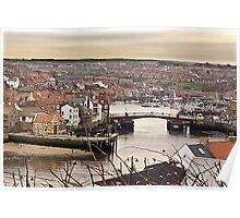 Whitby - North Yorkshire Poster