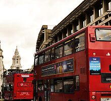 London Buses  by milesphotos