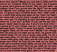 Paramore lyrics by Patstump