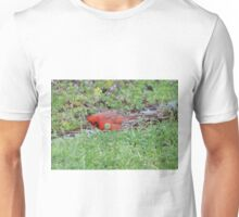Hunting bird. Unisex T-Shirt